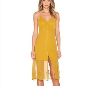 For Love & Lemons Prickly Pear Dress size Medium